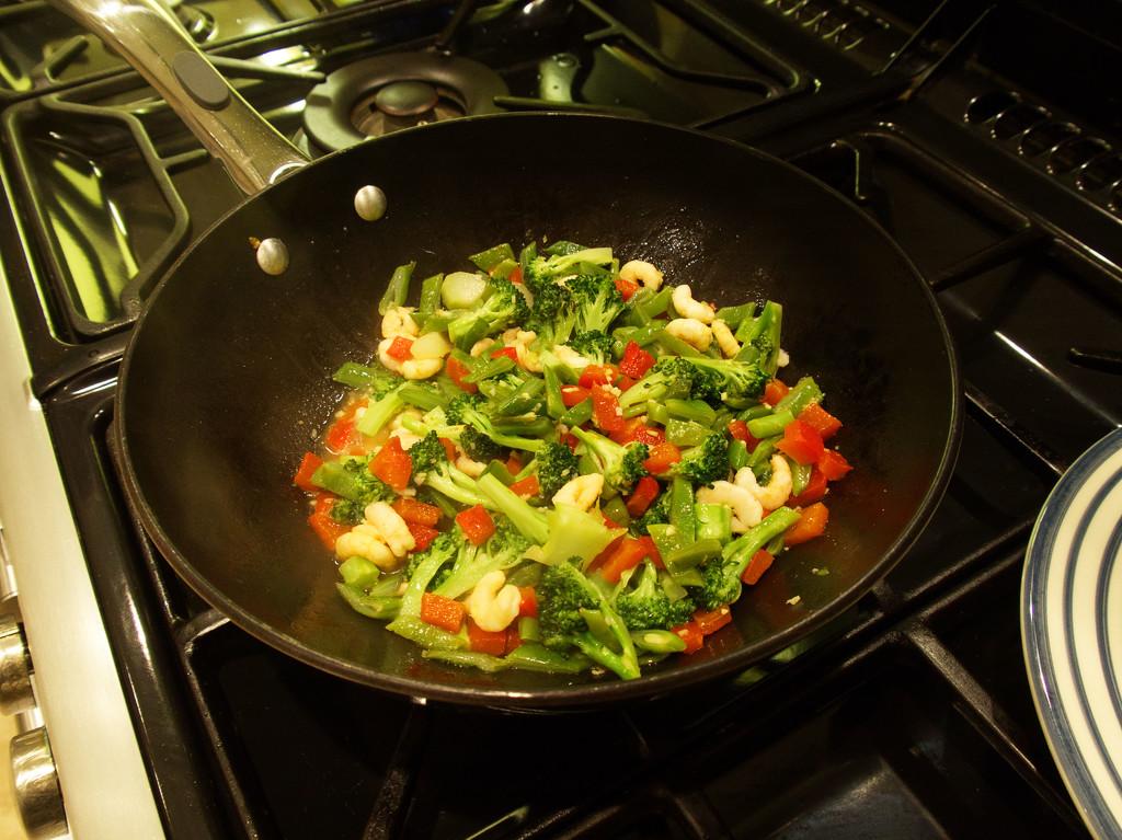 Stir-fry tonight by jon_lip