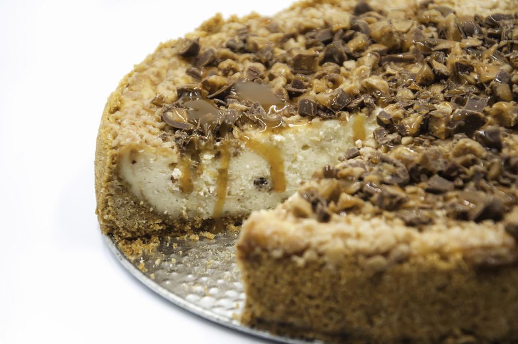 047 - English Toffee Cheesecake by emrob