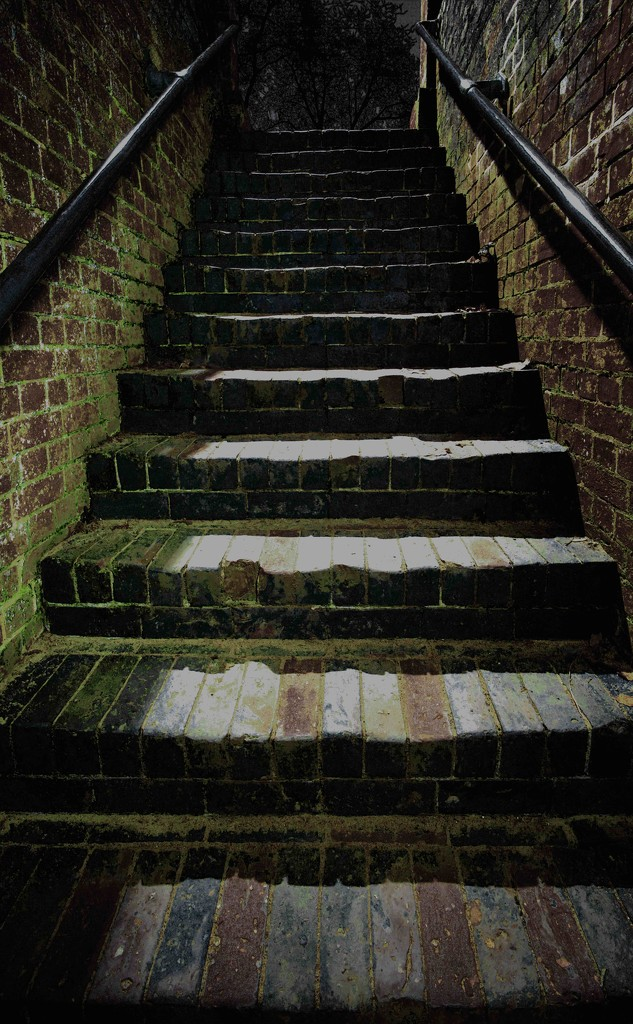 Steps Edit by moonbi