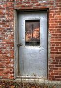 30th Nov 2020 - Metal door
