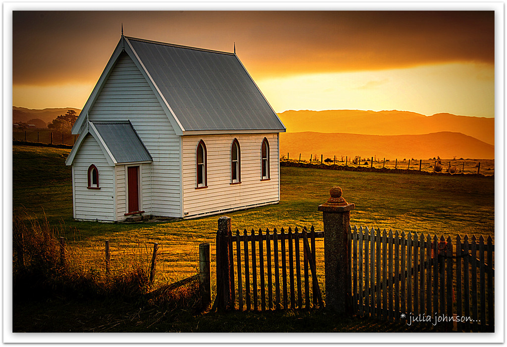 Flash back .. Kohekohe Church by julzmaioro