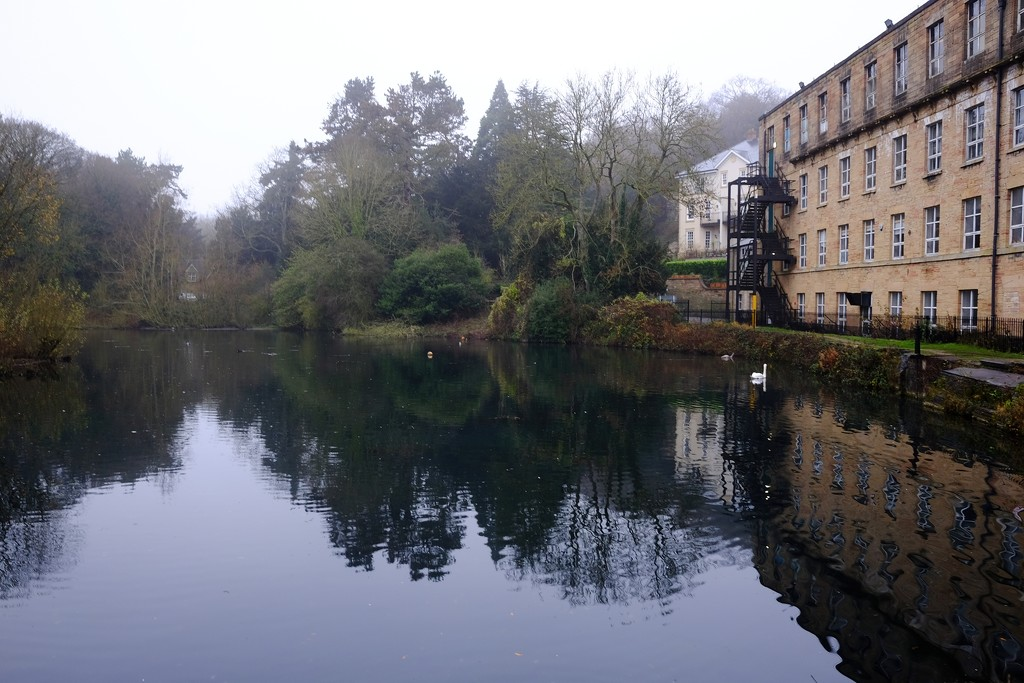 Mill Pond by allsop