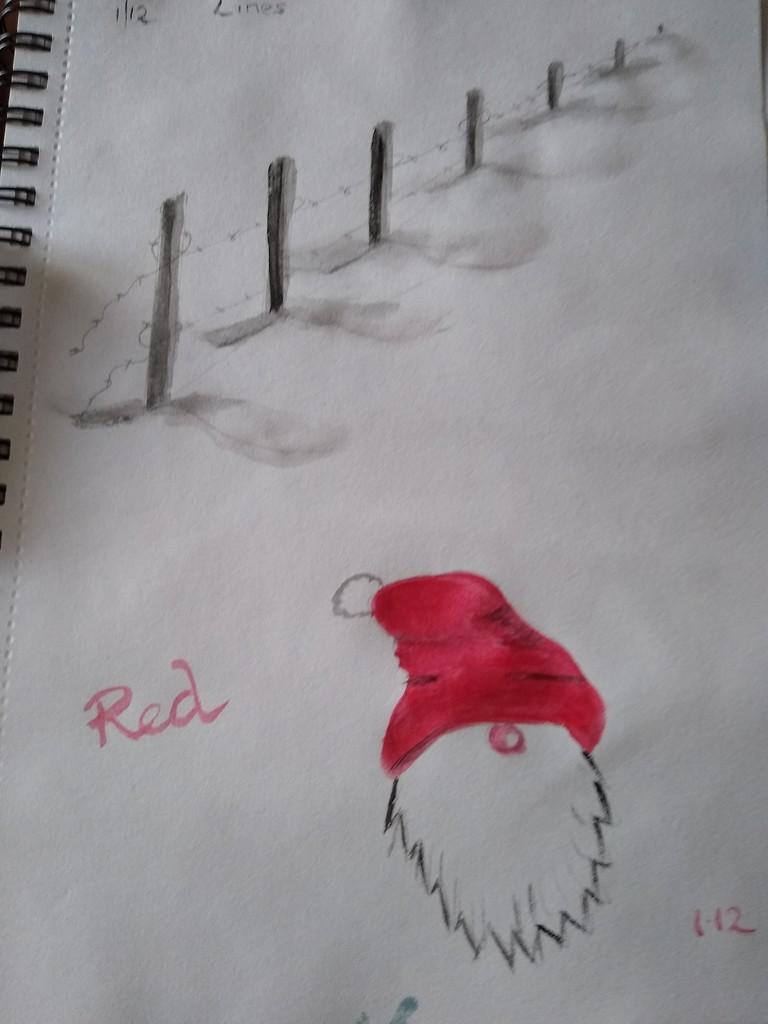 Advent Watercolour Challenge by 30pics4jackiesdiamond