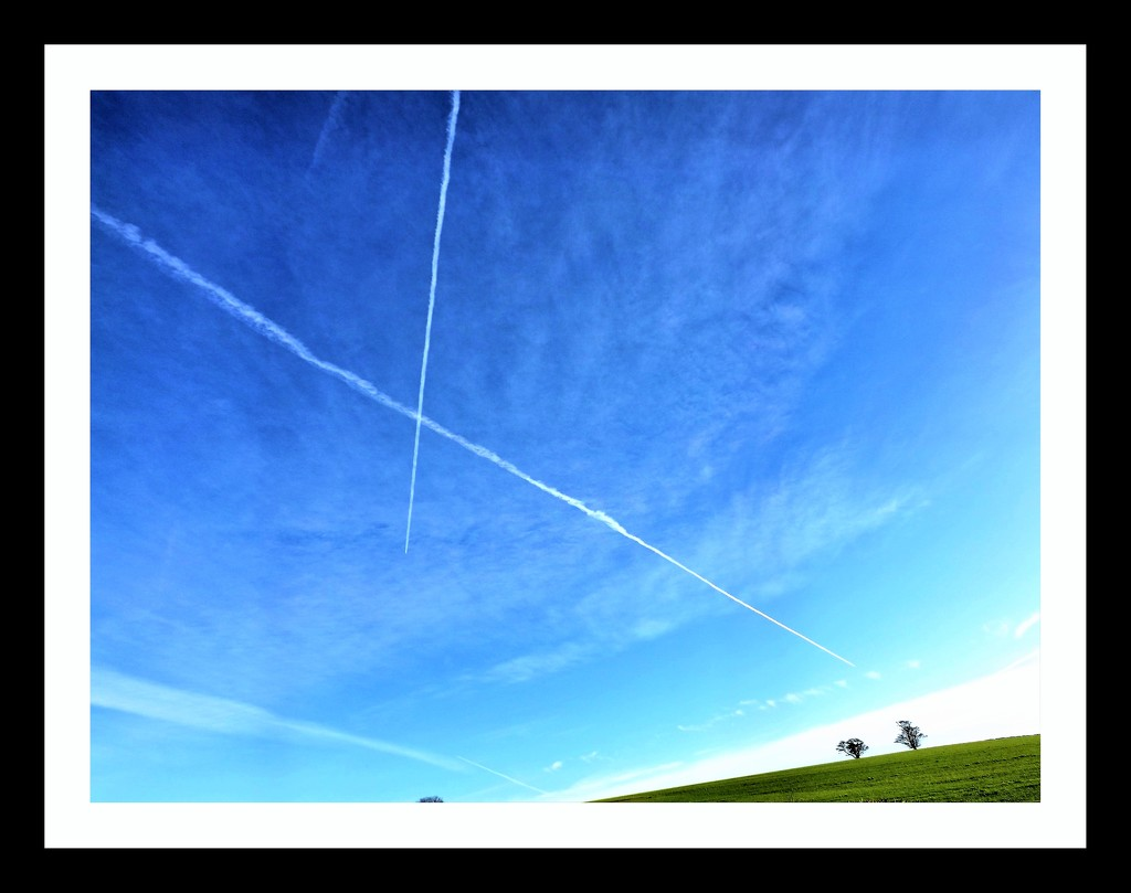X marks the spot! by ajisaac