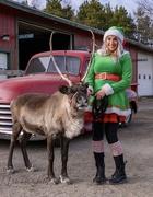 1st Dec 2020 - Blixen with his elf