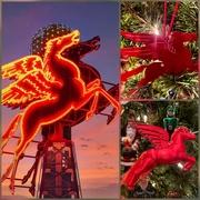 2nd Dec 2020 - Dallas'  Pegasus