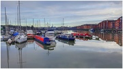 2nd Dec 2020 - A stroll around the docks on a crisp winters day