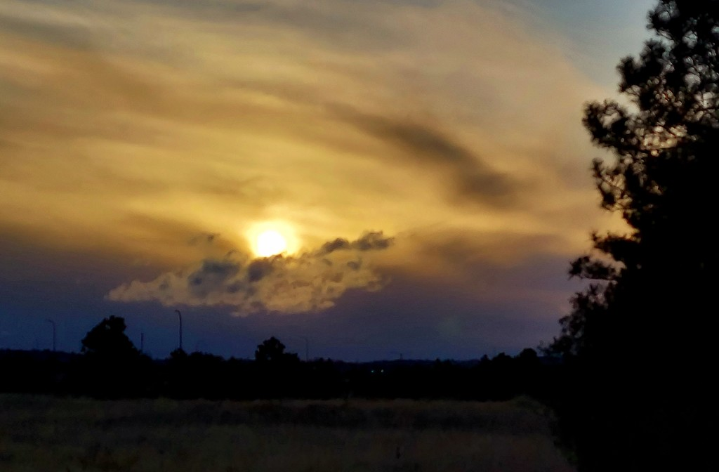 Sunrise by harbie