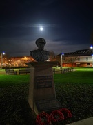 2nd Dec 2020 - Lord John Fieldhouse and the Moon