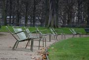 30th Nov 2020 - empty chairs