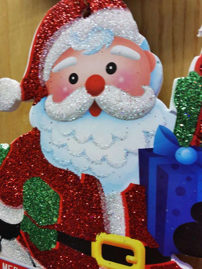 Father Christmas by tiredpanda