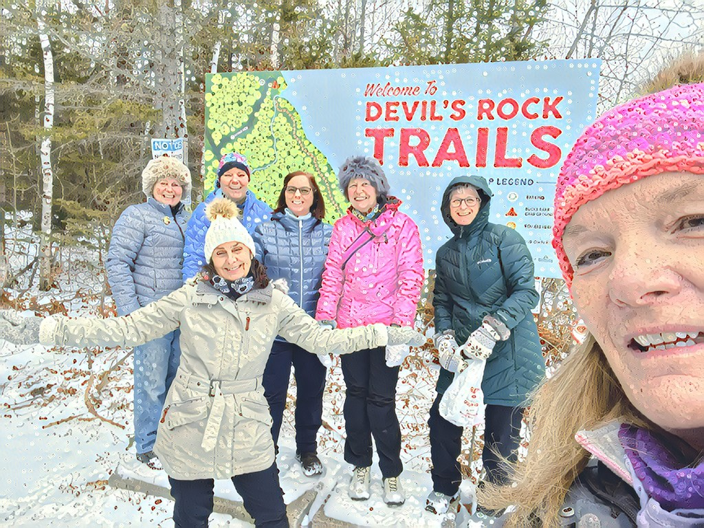 Devil's Rock Trails by radiogirl