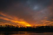3rd Dec 2020 - winter sunset