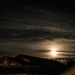 Evening Moon Rise