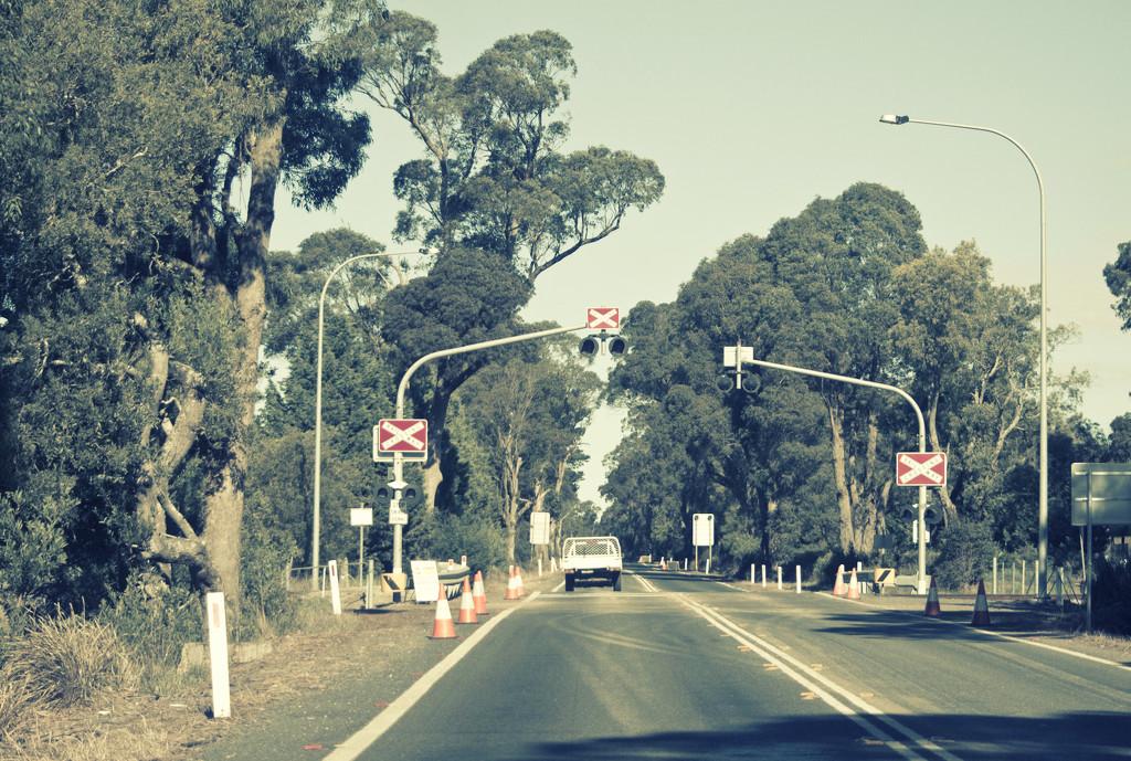 Roads Taken-27 by annied