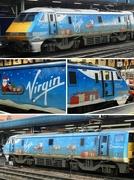 5th Dec 2020 - Christmas by Rail
