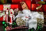 5th Dec 2020 - Day 5 - ribbons & bows