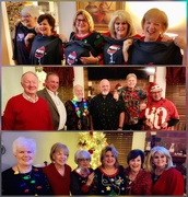 5th Dec 2020 - The annual Wonderful Winos Christmas party