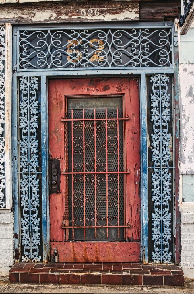 Ornate Door by judyc57