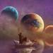 Fantasy Planets by salza