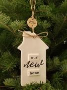 6th Dec 2020 - New Home Ornament