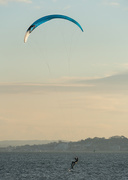 6th Dec 2020 - Calshot Kite Surfer