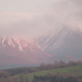 wild pink Howgills by anniesue