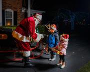 6th Dec 2020 - Talking to Santa