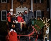 7th Dec 2020 - Santa is visiting his dentist