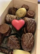 8th Dec 2020 - Pink heart chocolate.