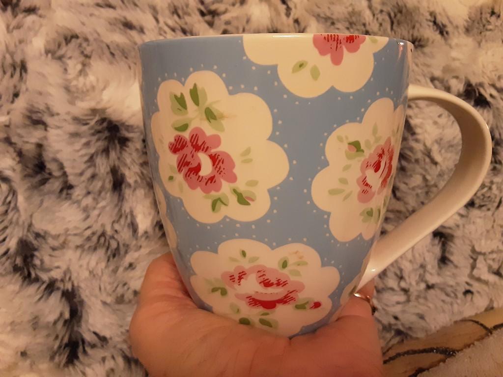 A Cath Kidston mug. by grace55