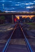 7th Dec 2020 - The tracks were calling...