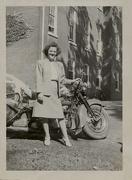 8th Dec 2020 - mom motorcycle restored
