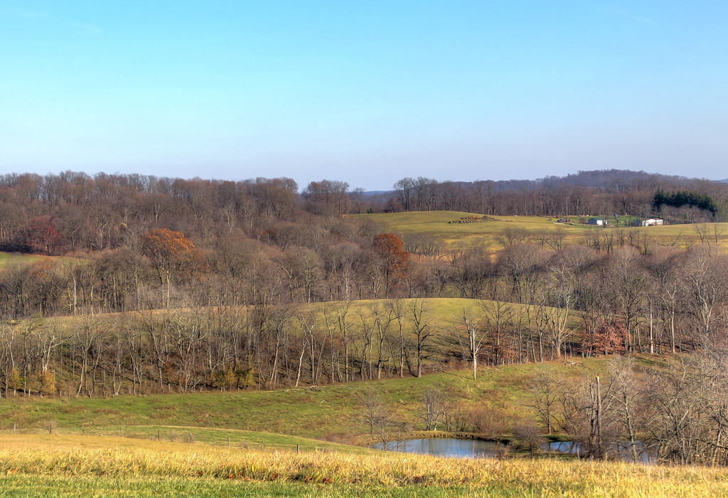 Countryside in Pennsylvania by mittens