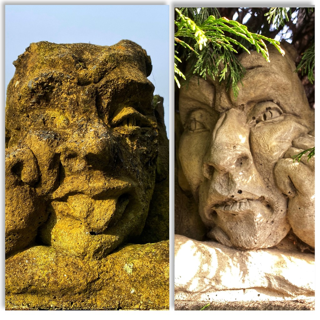 Grotesques by tinley23