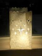 7th Dec 2020 - Light in my window
