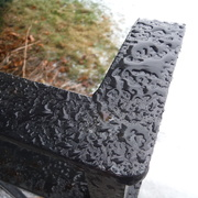 9th Dec 2020 - Rain, Ice, Gold