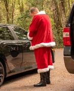 9th Dec 2020 - Santa, Suiting Up!