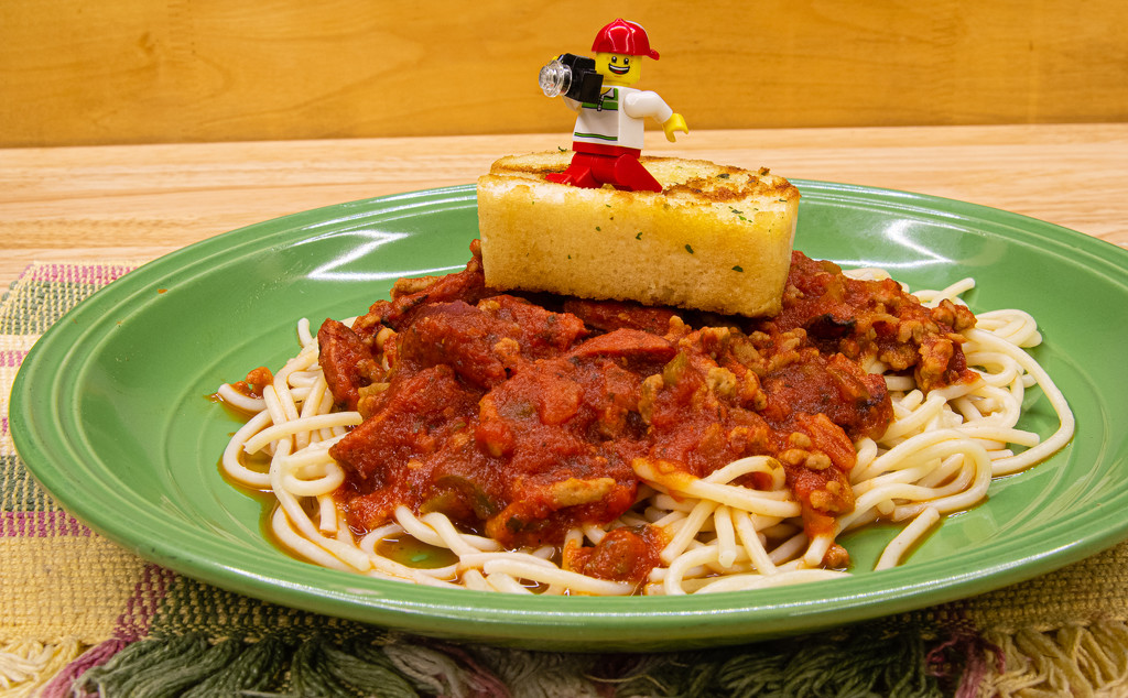 (Day 301) - Spaghetti Surf by cjphoto