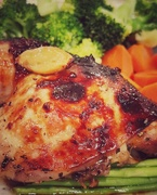 11th Dec 2020 - 345/365⁴ : grill chicken