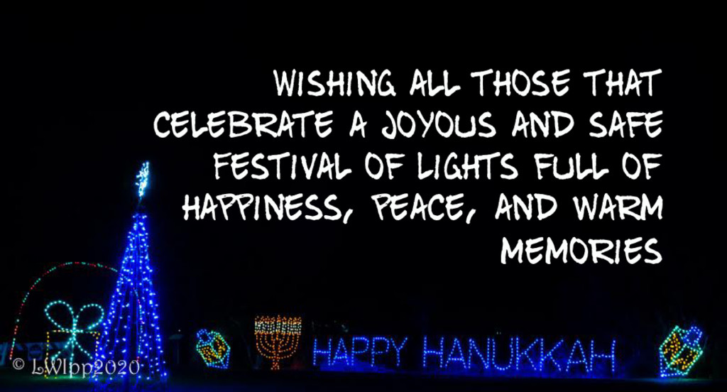 Happy Hanukkah  by lesip