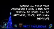 10th Dec 2020 - Happy Hanukkah