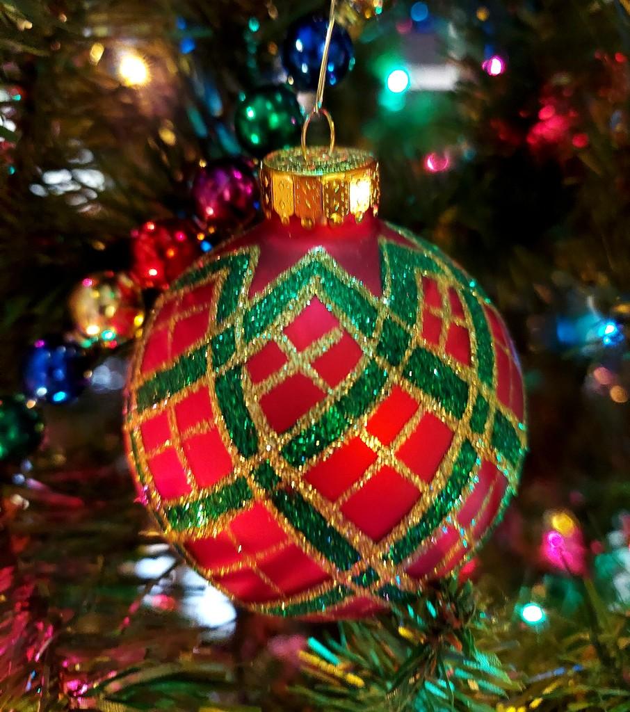 Christmas Plaid  by harbie