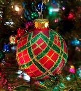 8th Dec 2020 - Christmas Plaid