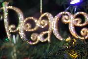 11th Dec 2020 - Peace ornament