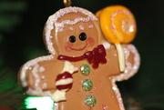 12th Dec 2020 - Gingerbread ornament
