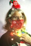 13th Dec 2020 - Joyful-Decorated Me