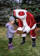13th Dec 2020 - She found her name on the Nice List