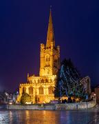 13th Dec 2020 - All Saint's church Stamford