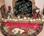 13th Dec 2020 - Decorations up!